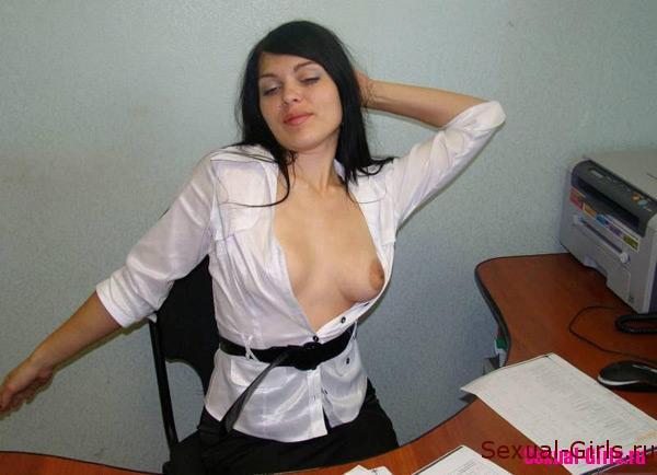 Интим фото сексуальной секретарши